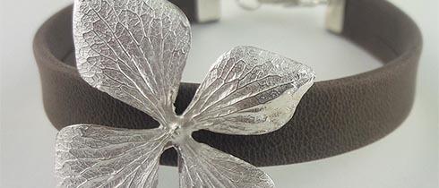 Comprar pulseras y brazaletes artesanales en plata de ley